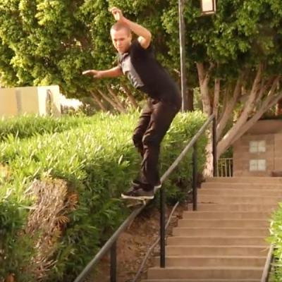 "Blue Headey's ""Hectik"" Part"