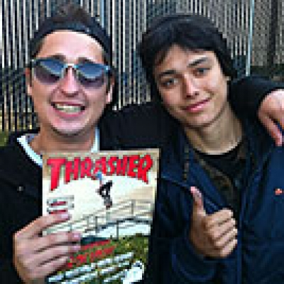 First Look: Jamie Tancowny and Trevor Colden