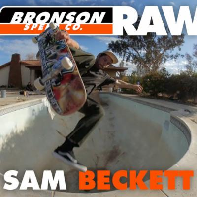Sam Beckett for Bronson