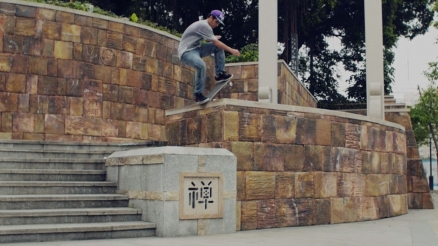 "Danny Cerezini's ""Boulevard"" Part"