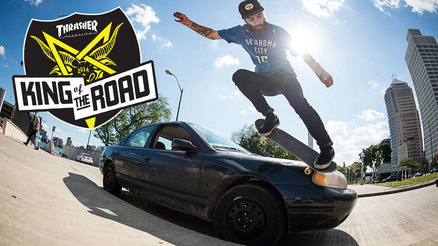 King of the Road 2014: Episode 3