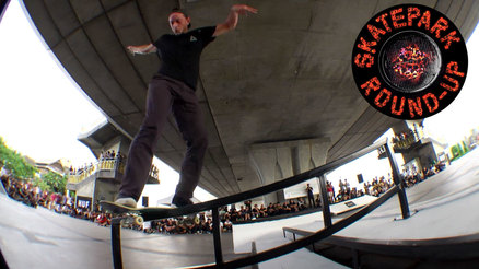Skatepark Round-Up: Huf
