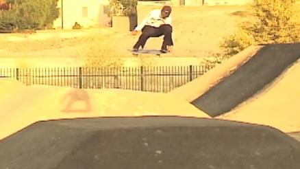 "Nick Michel's ""World Peath"" Part"