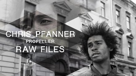 "Chris Pfanner's ""Propeller"" RAW FILES"