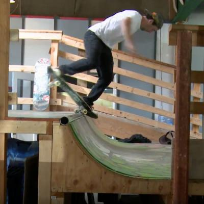 Powell-Peralta Micro Ramp Session