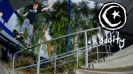 "Nick Merlino's ""Oddity"" Part"