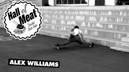 Hall of Meat: Alex Williams