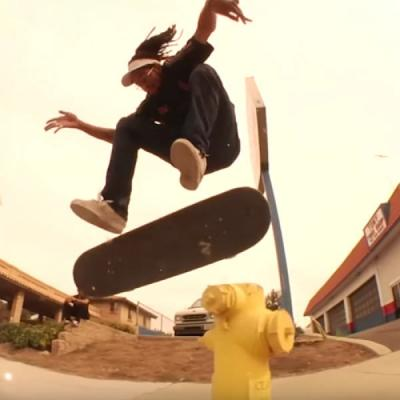 Spencer Semien for Krux Trucks