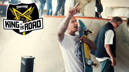 "King of the Road 2015: Episode 1 ""Let the Games Begin"""