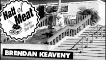 Hall of Meat: Brendan Keaveny
