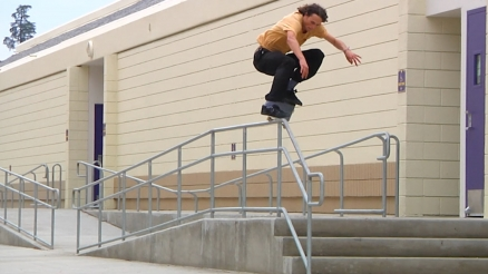 "Rough Cut: Evan Smith's ""Spitfire"" Part"