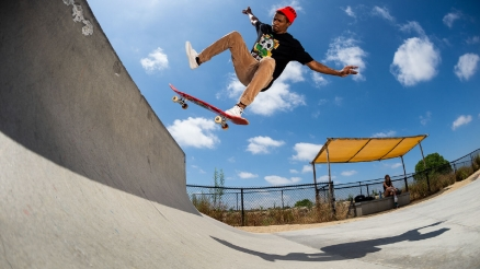 Alphonzo Rawls: 30 Years of Skate and Art Innovation