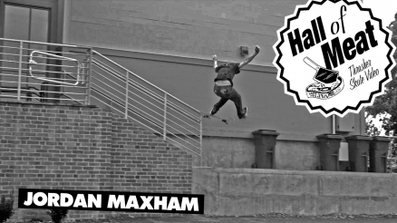 Hall Of Meat: Jordan Maxham