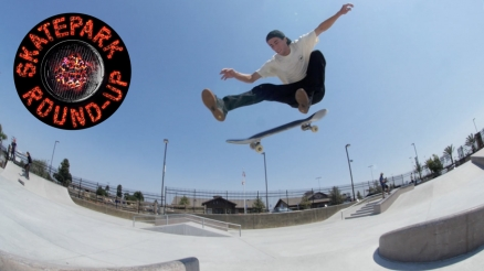 Skatepark Round-Up: New Balance Numeric