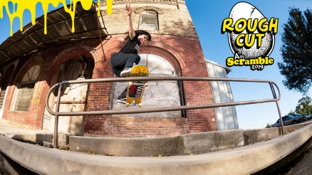 "Rough Cut: Myles, Breana, Griffin and Jacopo's ""Am Scramble"" Footage"