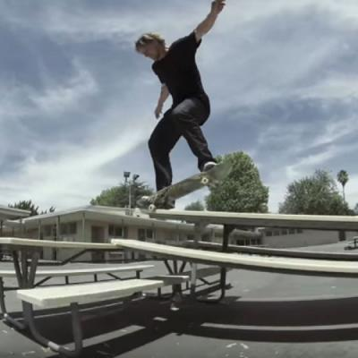 "Dennis Busenitz's ""Away Days"" Part"