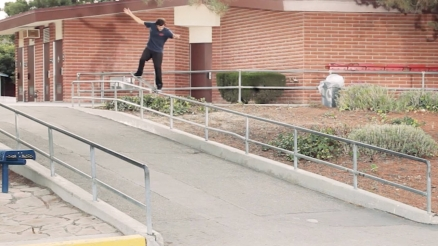 "Rough Cut: Trevor McClung's ""Album"" Part"