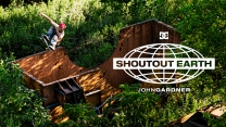 "John Gardner's ""Shoutout Earth"" DC Part"
