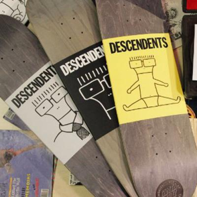 Descendents x Santa Cruz