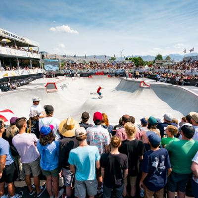 Vans Park Series Returns to World Stage in 2020