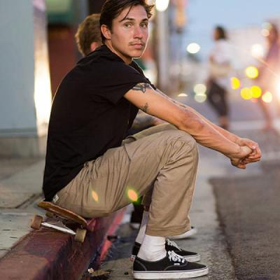 Slam City Skates Interviews Elijah Berle