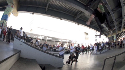 Adidas Best Trick Contest at SOMA Park